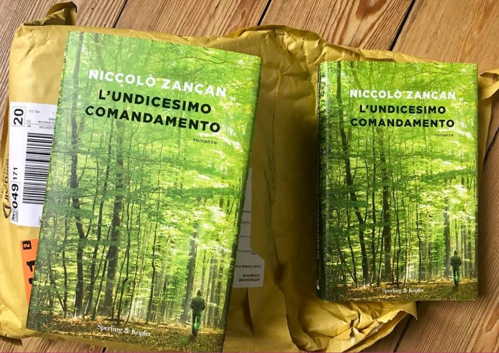 L'Undicesimo Comandamento Niccolò Zancan